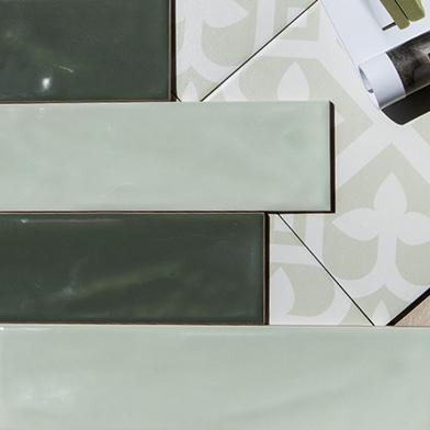 Revival: a modern take on trad tiling