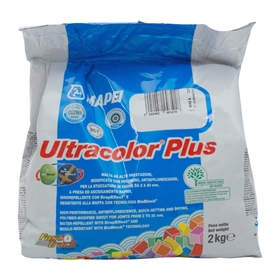 Mapei Ultracolor Plus No. 111 Silver Grey 2kg Grout