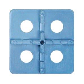 Atr 2mm Blue Cross Universal Spacing Plate 100pk