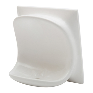 Standard Soap Holder White 150x150mm