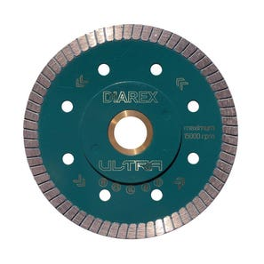 Diarex Ultra Thin Turbo 125mm