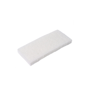 Grouting Abrasive Scourer Single White Scouring Pad
