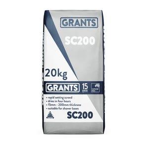 Grants Sc 200 Screed 20kg