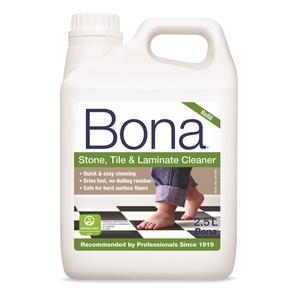 Bona Stone, Tile & Laminate Cleaner 2.5l Refill Bottle