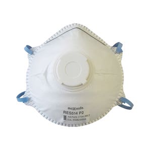 Dust Mask P2 Valved Conical Respiratar
