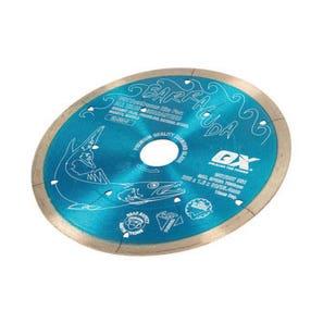 Ox Ultimate Uct 300mm Cont. Rim Diamond Blade-ceramics