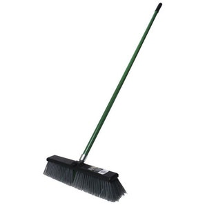 Sabco High Power Outdoor Broom 45cm W Reversable Head