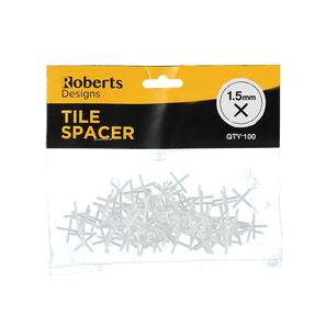 Spacer Cross 1.5mm 100 Pack