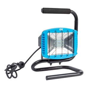 Ox Trade 20w Led Worklight With Bluetooth Speaker