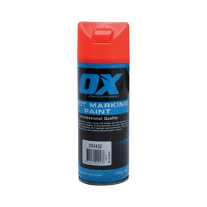 Ox Trade Orange Spot Marking Paint