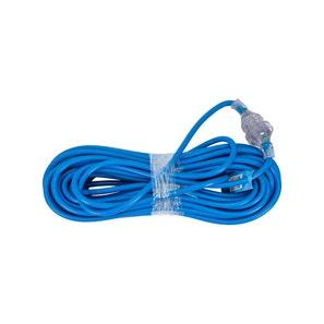 Ox Pro Extension Lead 20m 15amp Blue Pk110