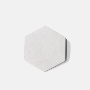 Hexatile Cement White Natural