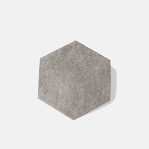 Hexatile Cement Grey Natural