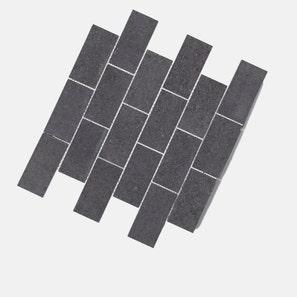 Tech Lab Evo Charcoal Lapparto Mosaic Tile