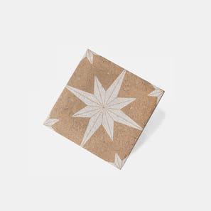 Bali Stone Sand Compass Matt Tile