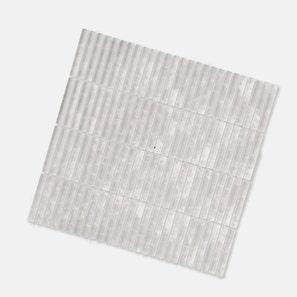 Bolzano Glass Sticks Grigio Perla Tile