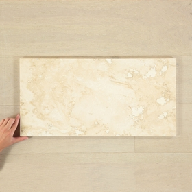 Travertine Light Classic Honed Filled