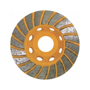 Maxi Cut Diamond Cup Wheel