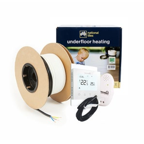 Comfort Zone Ufh Wire Kit 1.0-2.0m2 225 Watts Touch Thermos