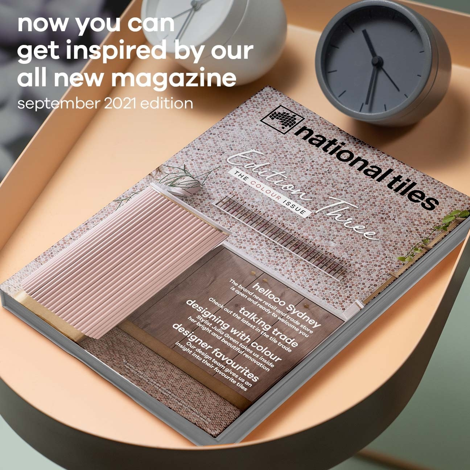 National Tiles Magazine